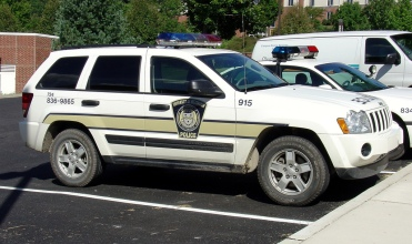 UPG Police Car