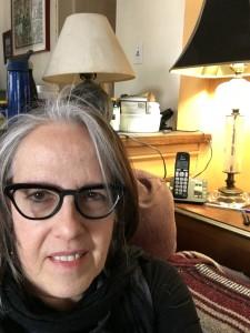 Judith Vollmer, Professor of English