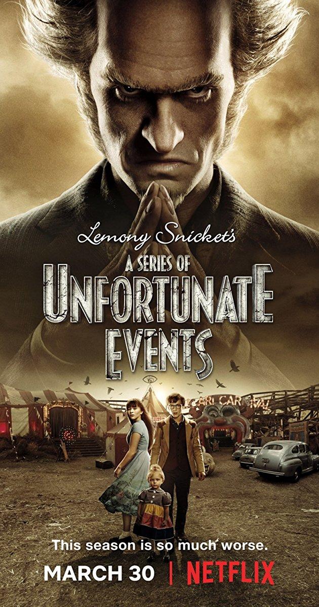 A Series Of Unfortunate Events Stream