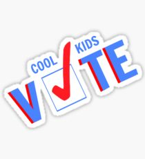 cool kids vote